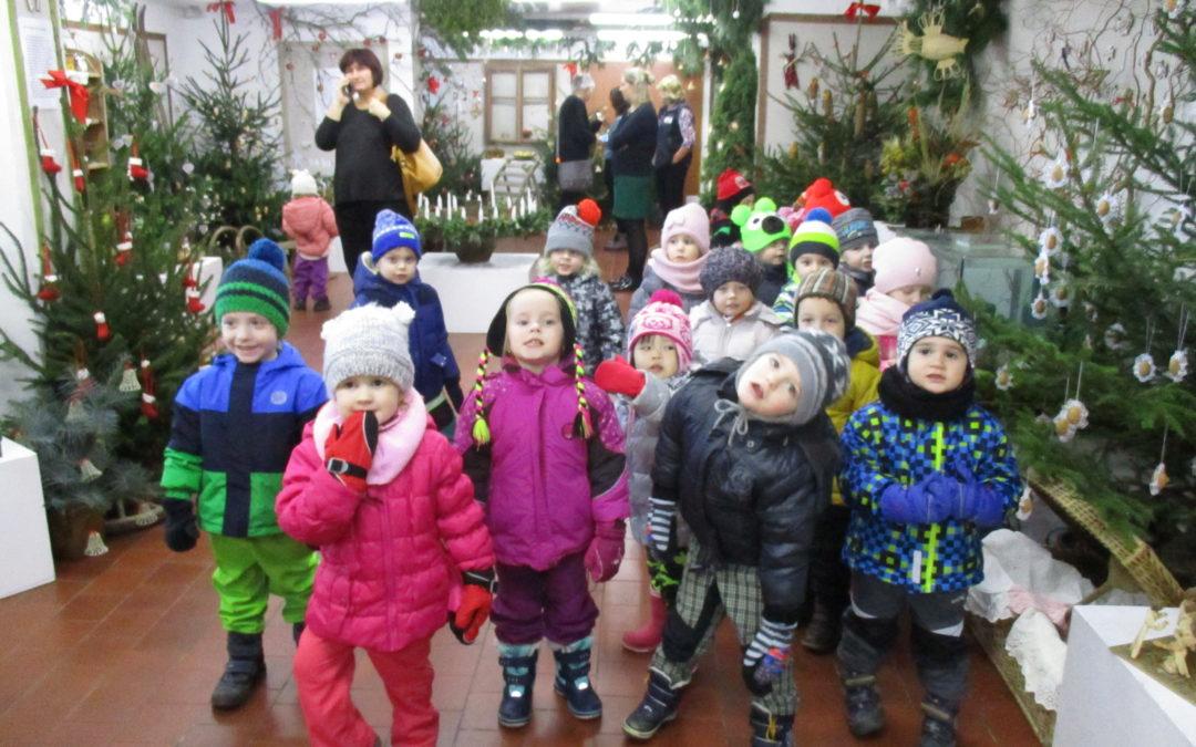 Vánoční výstava v DDM