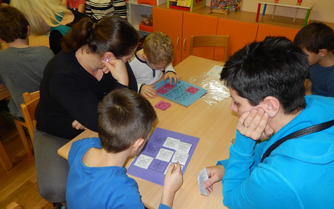 Interaktivní workshop ve školce.