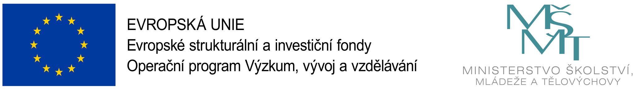 EU - Evropské strukturální a investiční fondy