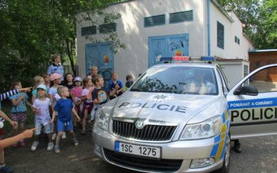 Preventivní program Policie ČR pro MŠ